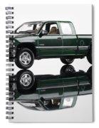 1999 Chevy Silverado Truck Spiral Notebook