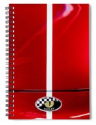 1999 Shelby Cobra Spiral Notebook