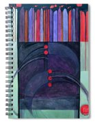 Berchot Hatorah...torah Blessings Spiral Notebook