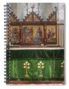 Holy Innocents Adisham  Spiral Notebook