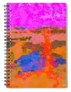 0173 Abstract Thought Spiral Notebook