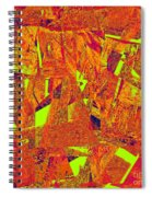 0174 Abstract Thought Spiral Notebook