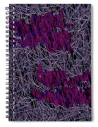 0181 Abstract Thought Spiral Notebook
