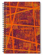 0191 Abstract Thought Spiral Notebook