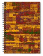 0245 Abstract Thought Spiral Notebook