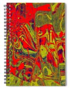 0477 Abstract Thought Spiral Notebook
