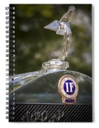 1922 Isotta-fraschini Spiral Notebook
