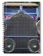 1930 Packard Model 734 Speedster Runabout Spiral Notebook