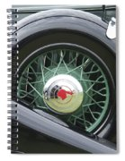 1933 Pontiac Spiral Notebook
