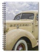 1936 Hudson Terraplane Truck Spiral Notebook