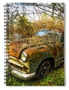 1949 Ford Spiral Notebook