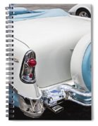 1956 Chevrolet Bel Air Convertible Spiral Notebook