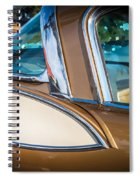 1957 Studebaker Golden Hawk  Spiral Notebook