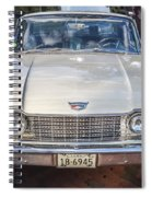 1960 Ford Starliner Spiral Notebook