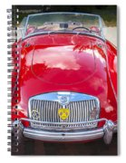 1960 Mga 1600 Convertible Spiral Notebook