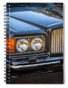 1990 Bentley Turbo R Spiral Notebook