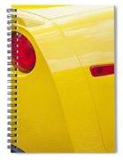 2013 Chevy Corvette Zr1 Spiral Notebook