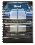 2013 Dodge Challenger Srt Spiral Notebook