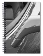 2014 Chevrolet Corvette C7 Bw   Spiral Notebook