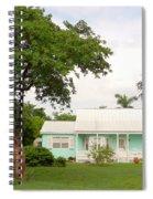 515 Cottage Spiral Notebook