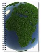 A Greener Earth Spiral Notebook