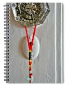 A Wish For Luck  Spiral Notebook
