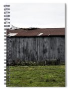 Abandoned Barn Kentucky Usa Spiral Notebook