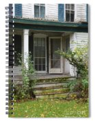 Abandoned House Spiral Notebook