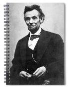 Abraham Lincoln(1809-1865) Spiral Notebook