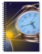 Alarming Reaction Spiral Notebook