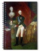 Alexander I (1777-1825) Spiral Notebook