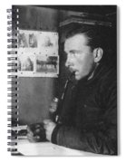Alfred L Spiral Notebook