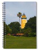 Alhambra Water Tower Spiral Notebook
