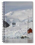 Almirante Brown Research Station Spiral Notebook