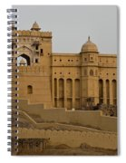 Amber Fort, India Spiral Notebook