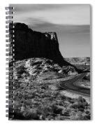 American West Spiral Notebook