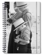 Amish Auction Day Spiral Notebook