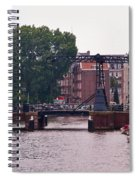 Amsterdam Spiral Notebook