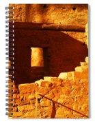 Anasazi Ruins Spiral Notebook