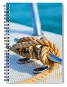 Anchor Line Spiral Notebook