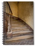 Ancient Staircase Spiral Notebook