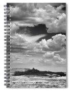 Angel Peak Spiral Notebook