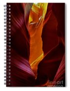 Antelope Canyon - Arizona Spiral Notebook