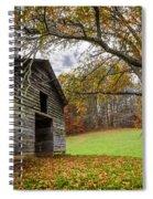 Appalachian Autumn Spiral Notebook