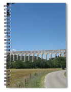 Aqueduct Roquefavour Spiral Notebook