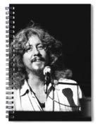 Arlo Guthrie Spiral Notebook