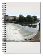 Arno River 2 Spiral Notebook