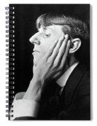 Aubrey Vincent Beardsley (1872-1898) Spiral Notebook
