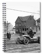 Automobile, C1905 Spiral Notebook