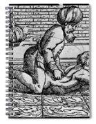 Avicenna (980-1037) Spiral Notebook